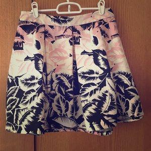 Fun and flirty Express skirt